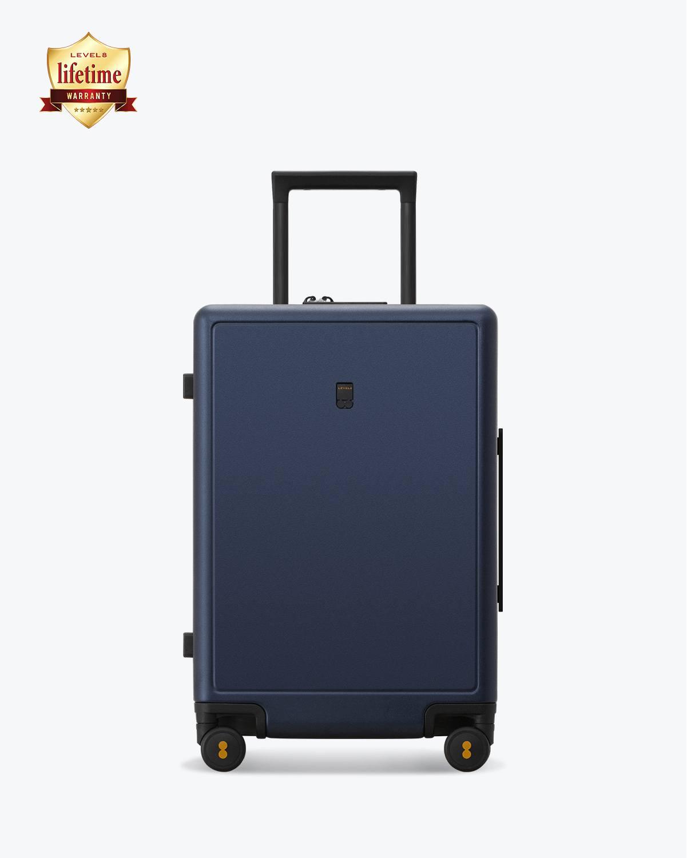 "Elegance Matt Surface PC Luggage 20"""